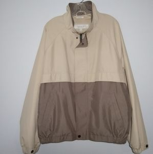 Perry Ellis Men's Sz. XXL Microfiber Jacket NWOT